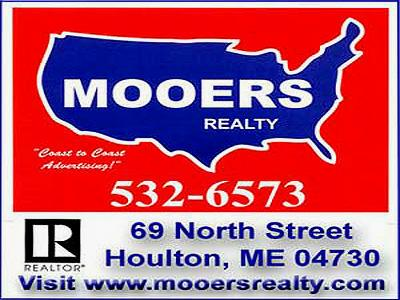 mooers realty logo,houlton maine real estate
