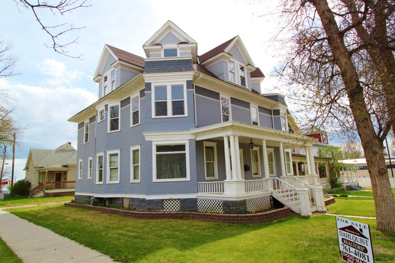 Great Falls Real Estate - Victorian Beauty
