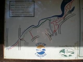 Hamilton Greenbelt sign Lakeway Texas