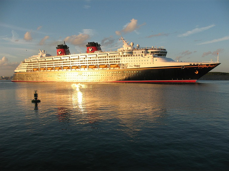 Disney Dream in Port Canaveral