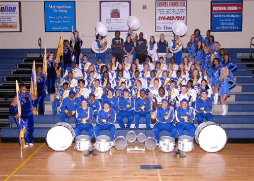 Wordless Wednesday Garfield Heights High School Marching Band