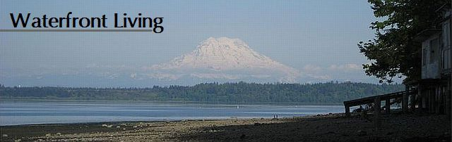 Olympia Waterfront Homes for Sale