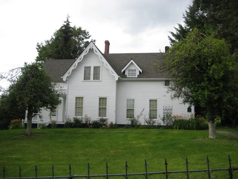 Olympia's Bigelow House