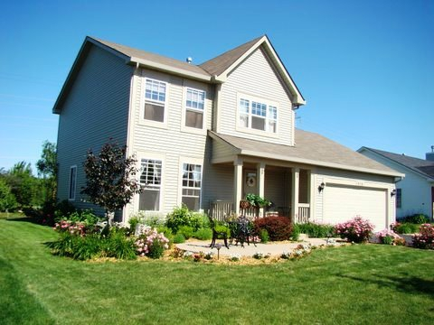 3 Bedroom Home For Sale In Lakewood Trails Of Minooka Il