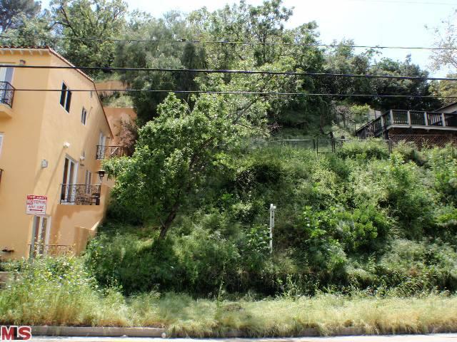 vacant land in studio city, Endre Barath,Jr.