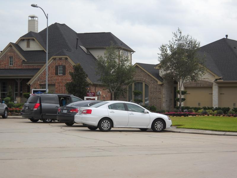 Homes in Firethorne Katy Texas