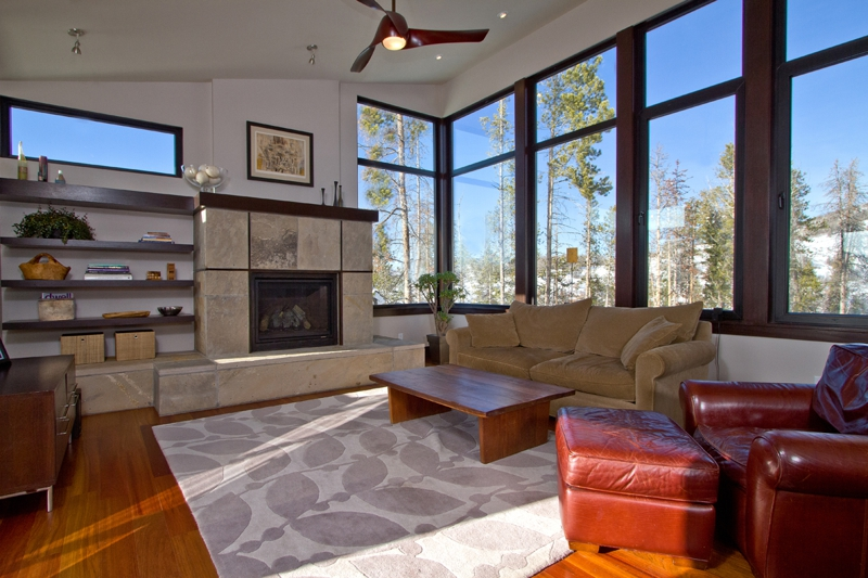 Modern style in Steamboat Springs