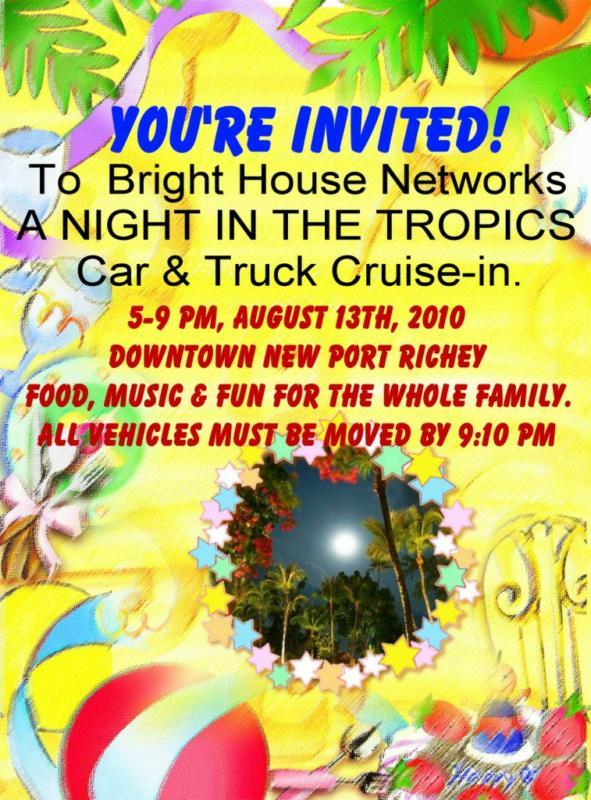 Night In The Tropics 2010