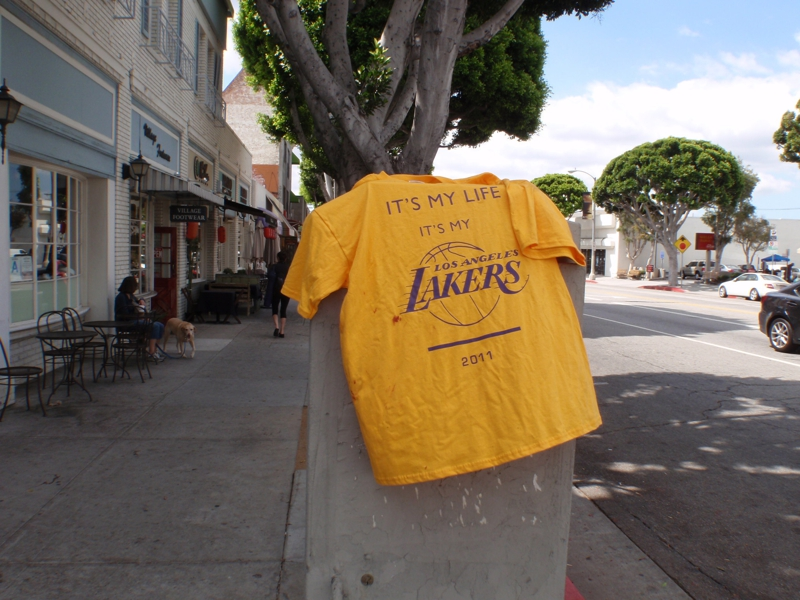 Lakers Tee Shirt