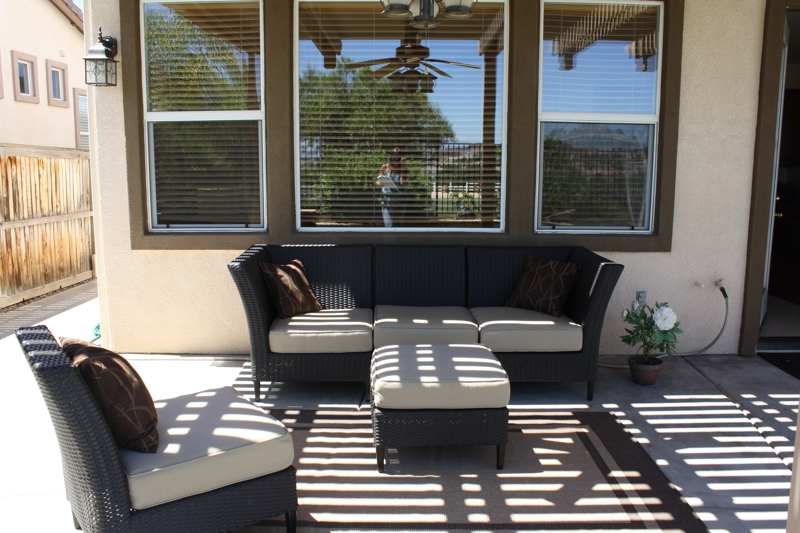 Murrieta covered patio