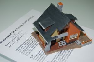 contract model house