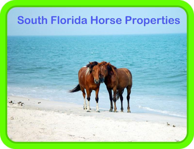 South Florida Horse Properties