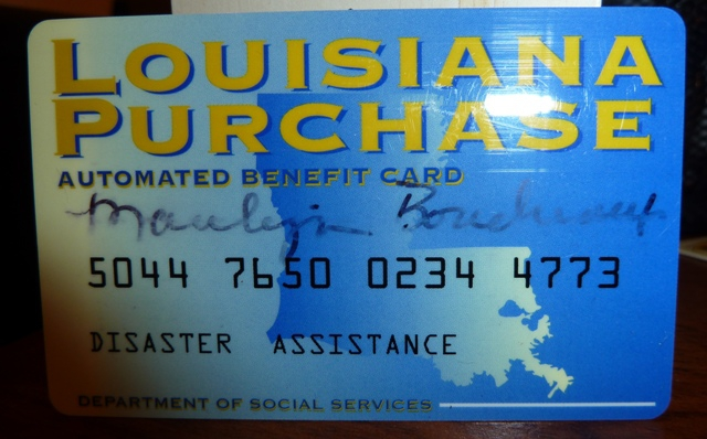 The louisiana purchase card and mres disaster relief the louisiana purchase card and mres disaster relief remembering 5 years ago ccuart Choice Image