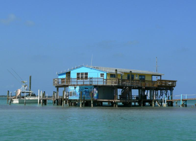 Stiltsville for Fishing store miami