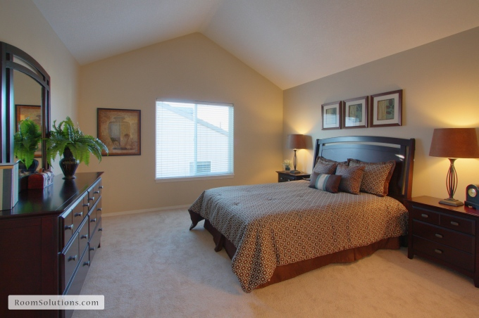 Why Stage The Master Bedroom