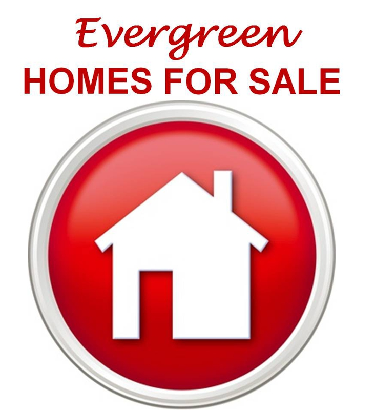 Evergreen homes for sale