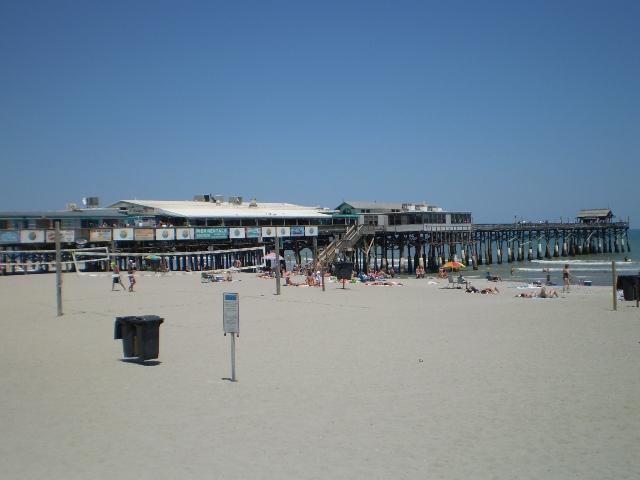 Cocoa Beach Pier, Cocoa Beach FL
