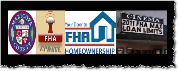fha new limits for 2011