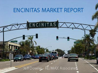 Encinitas real estate market report