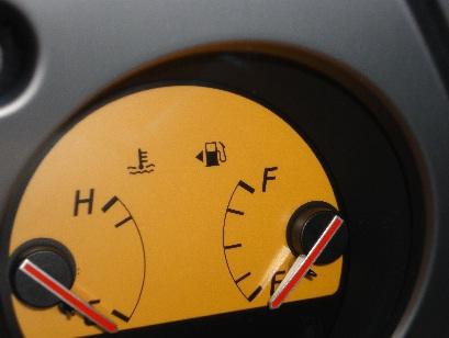 Gas Gauge in Olympia, WA