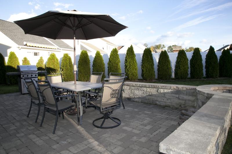 An outdoor entertaining retreat!