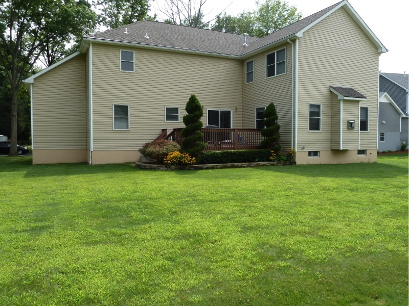 Paramus newer colonial style home for sale listing price for Colonial style houses for sale