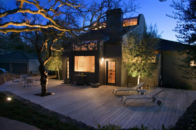 marin luxury home