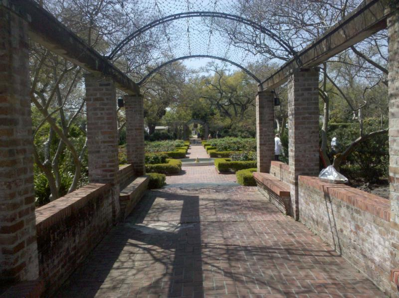 New Orleans Botanical Gardens Back And Beautiful