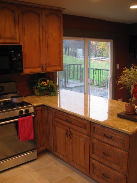 Affordable Kitchen Cabinets With Granite Counter Tops In San Jose