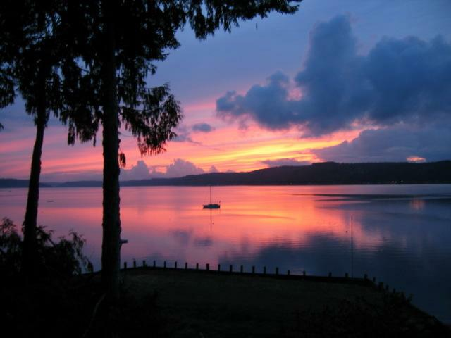 Hood Canal & Puget Sound Waterfront Homes~Belfair WA:There