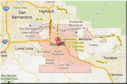 The Beautiful City Of Redlands A Great Place To Live And Work