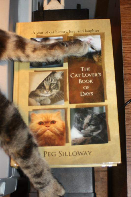 The Cat Lover's Book of Days