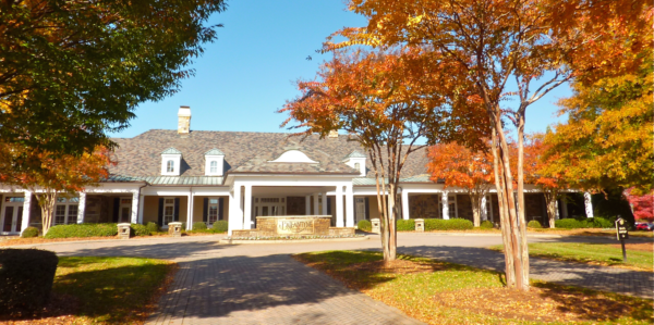 Ballantyne Country Club Clubhouse