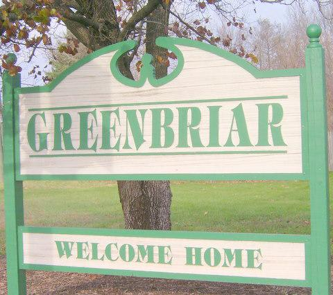 Welcome home to Greenbriar Jan and Steve Bachman RE/MAX Gateway