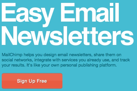 Create Email Newsletters for Blogs