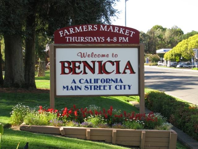 Benicia CA