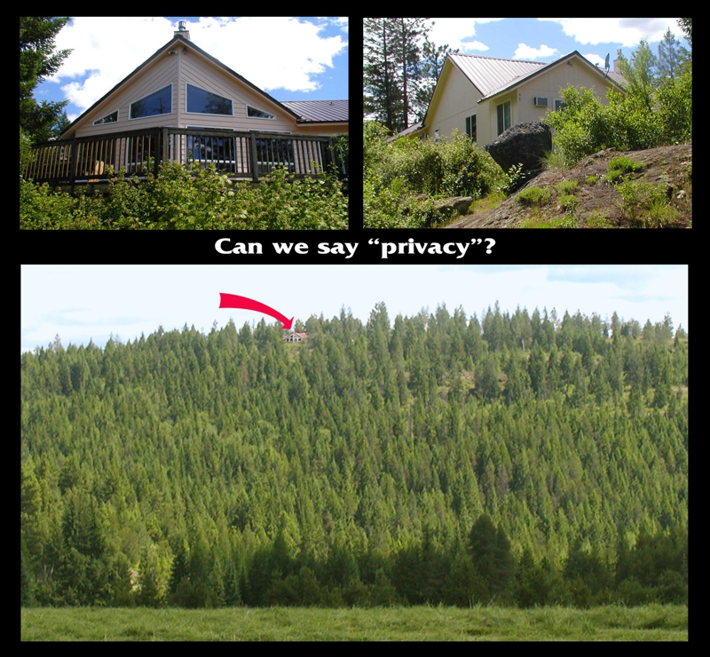 750 Rustling Leaf Road - TOTAL PRIVACY!