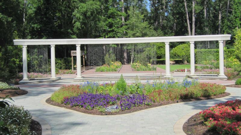 Genial Mercer Arboretum