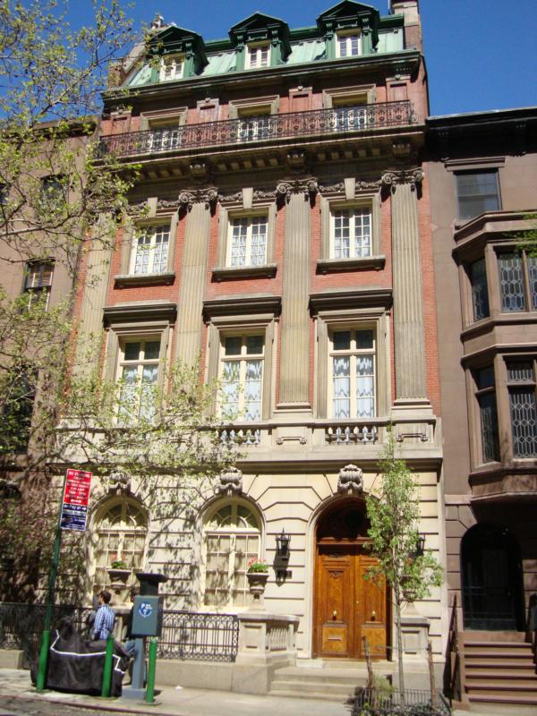 Mid East Side Manhattan New York City Brownstone Apartments