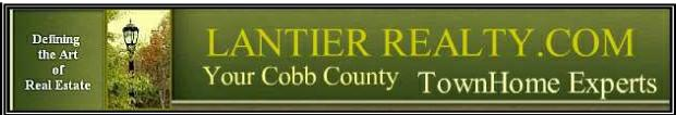 Lantier Realty~The Cobb County Townhome Experts