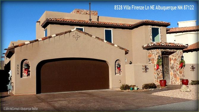 8528 Villa Firenze Ln Ne Albuquerque Nm 87122 For Sale