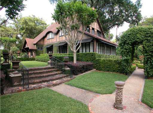 Historic Home For Rent Winter Park Florida