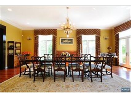 Cresskill NJ House for Sale Dining Room