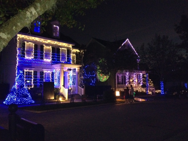 - Dancing Christmas Lights On Jeater Bend In Celebration FL