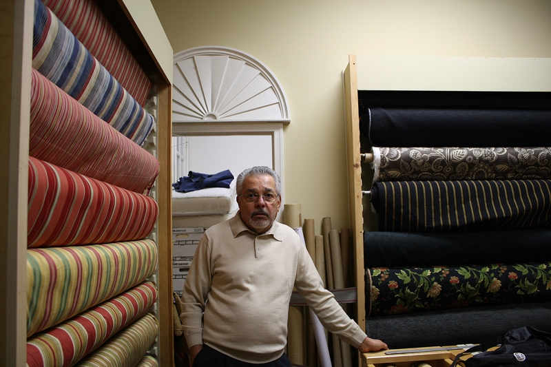 The Upholstery Shop in Herndon VA