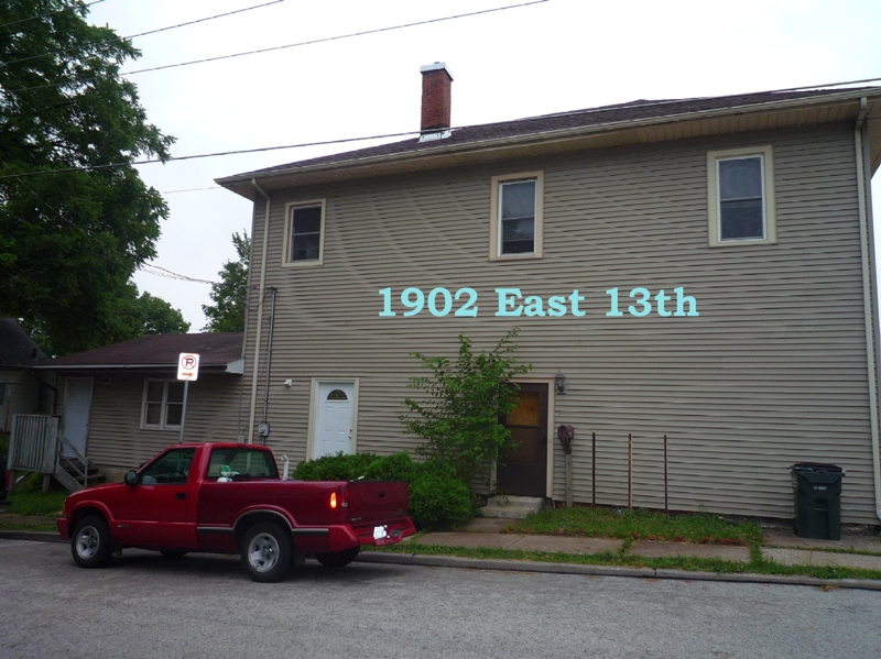Spacious home for sale in the Historic East Village of Davenport IA