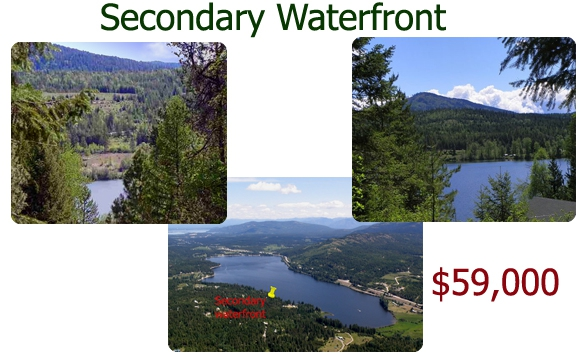 Wow great price on Secondary Waterfront