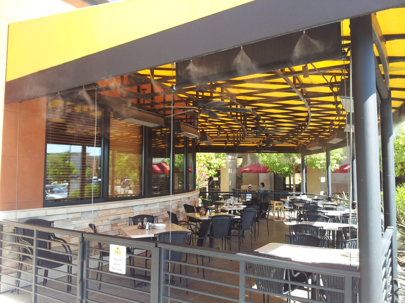 amazing California Pizza Kitchen Naples Fl #4: Roseville, CA 95678 - California Pizza Kitchen (Outdoor Patio)
