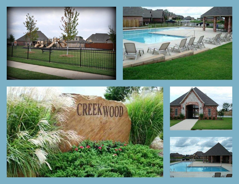 Creekwood in Rogers, AR