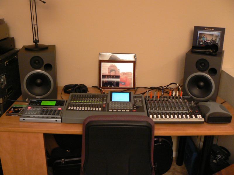 Brad Andersohn's Recording Studio